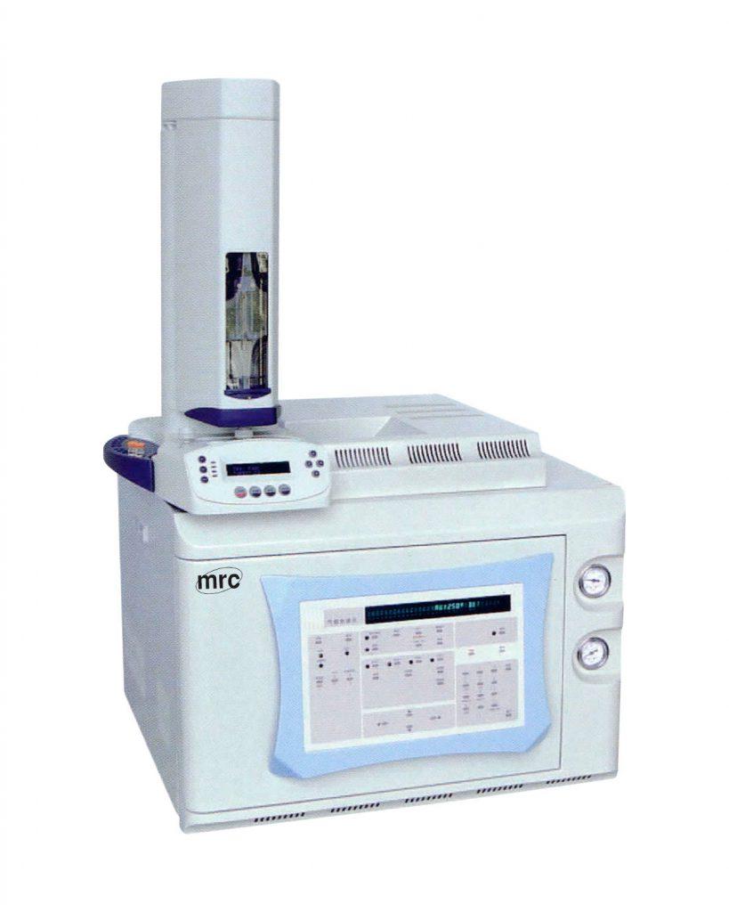 Cromatógrafos de gases GC