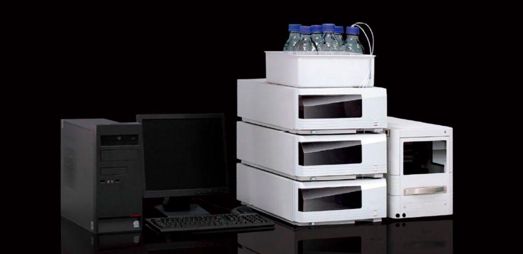 Cromatógrafos líquidos HPLC