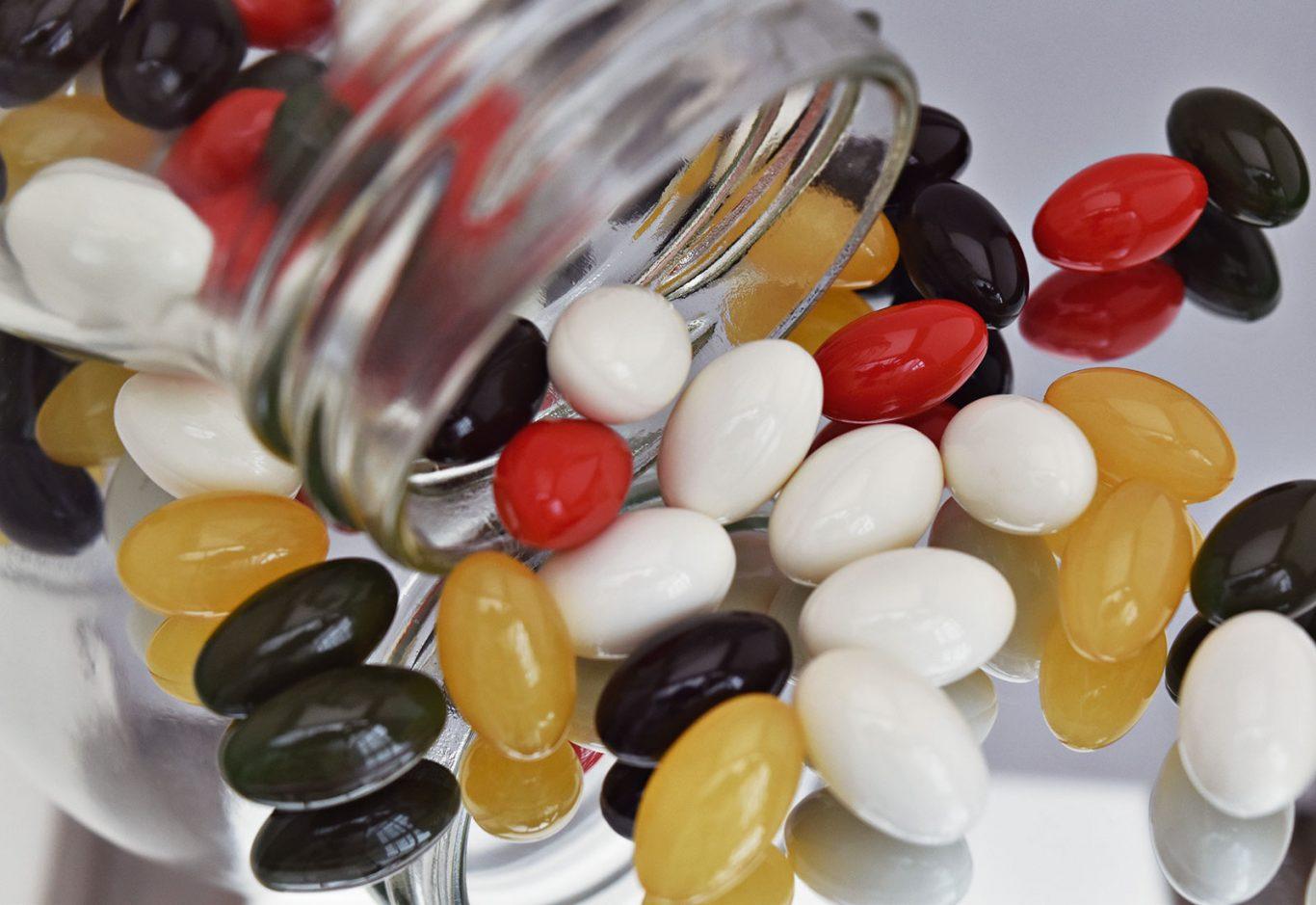 Cápsulas blandas de gelatina (SOFTGEL)