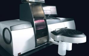 Espectrofotómetro de absorción atómica A3