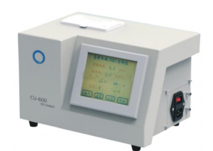 analizador de carbono orgánico